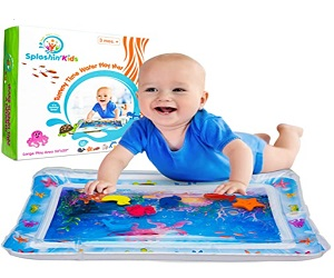 Inflatable Water Mat For Baby