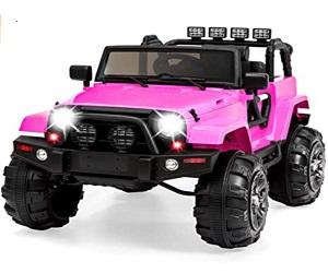 Kids 12V Ride Truck