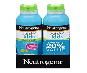 Kids Sunscreen Spray