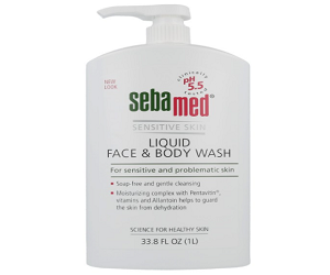 LIQUID FACE AND BODY WASH 1000 ML