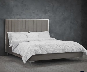 LPD Furniture Berkeley Double Bed