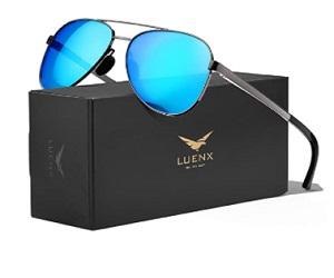Aviator driving polarized sunglasses for men & Women