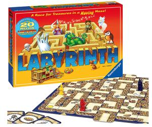 Labyrinth Family Board