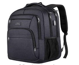 Laptop Backpack for Men+ Extra 5% Off