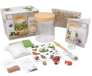 Light Up Terrarium Kit For Kids
