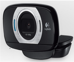 C615 Webcam With Microphone