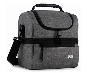 Lunch Bag Large Cooler Tote Bag