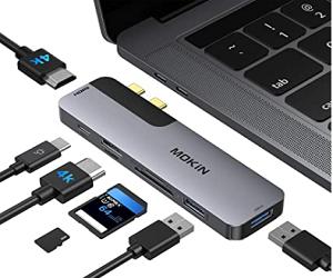 MacBook Pro USB HDMI Adapter Multiport