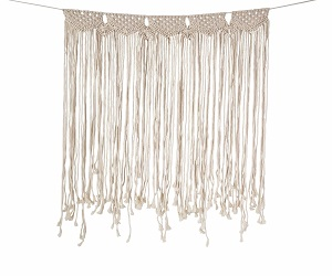 Macrame Wall Hanging Tapestry Woven Boho Decorative Headboard