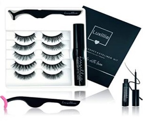 Magnetic Eyelashes with Eyeliner Kit