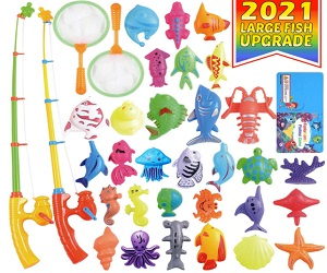 Magnetic Fishing Pool Toys Game For Kids