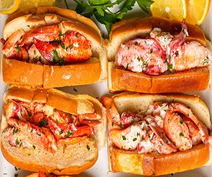 Maine Lobster Roll Kit