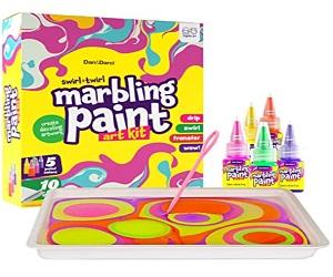 Marbling Paint Art Kit For Kids