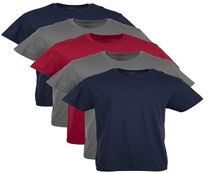 Men's Crew T-Shirts Multipack