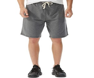 Summer Beach Shorts with Elastic Waist