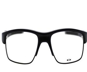 Metal Grey Eyeglasses