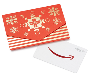 Mini Envelope Gift Card