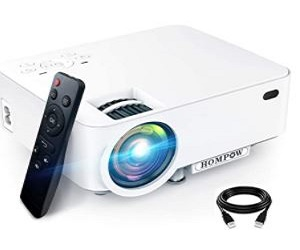 Smartphone Portable Video Projector + Extra 10% Off