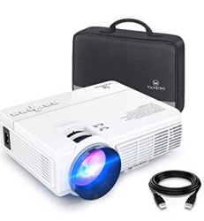 Portable Movie Projector + Extra $20 Off
