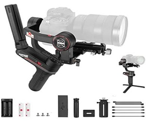 Gimbal Stabilizer for DSLR & Mirrorless Camera
