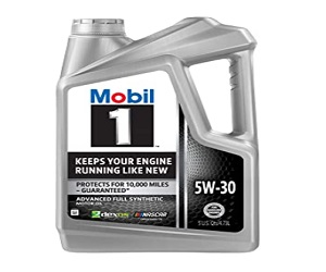 Mobil 1 Synthetic Motor Oils