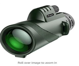 Monocular High Power Monocular Scope for Bird Watching