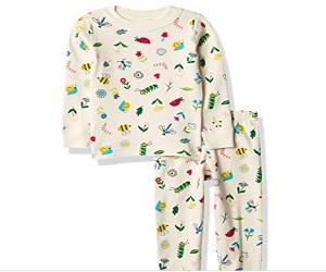 Kids 2 Piece Long Sleeve Pajama Set