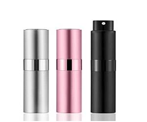 Mozzafiato Portable Mini Perfume Atomizer Spray Bottle