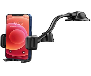 Car Phone Mount , Gel Suction Cup + Extra $1 Off