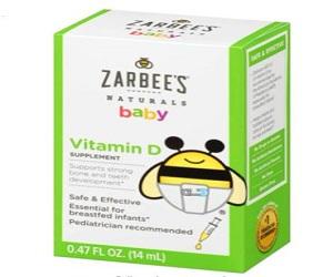 Baby Vitamin D Supplement