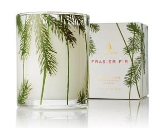Frasier Fir Pine Needle Candle
