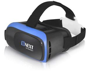 New 3D VR Glasses Blue
