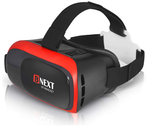 New 3D VR Glasses Red