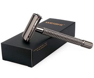 Double Edge Safety Razor.
