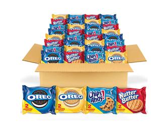 OREO Cookies 56 Snack Packs