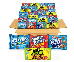 OREO Mini Cookies 32 Snack Packs