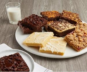 One Dozen Assorted JUMBO Brownies