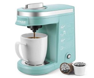 CHULUX Single Serve 12 Ounce Coffee Brewer  + Extra $10 Off
