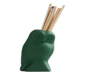 Owl Wise Pencil Holder