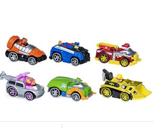 Classic Gift Pack of 6 Collectible Die-Cast Vehicles