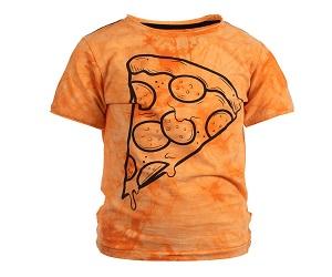 PIZZA SLICE GRAPHIC TEE