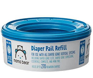Pail Refills For Diaper