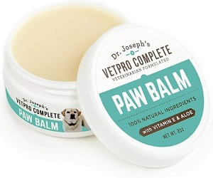 Paw Balm for Dogs and Cats
