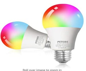Wi-Fi Led Smart Bulbs