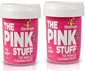 Pink Stuff Cleaning Paste