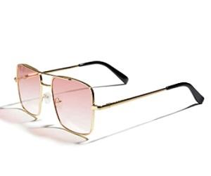 Pink Sunglasses for Women Men