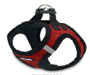 Voyager Step-in Plush Dog Harness