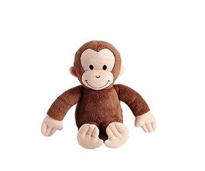 Plush Stuffed Animal Monkey Toy