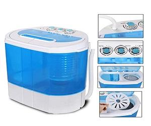Portable Compact Washing Machine