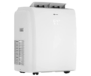 Powerful AC Unit With Cooling Fan